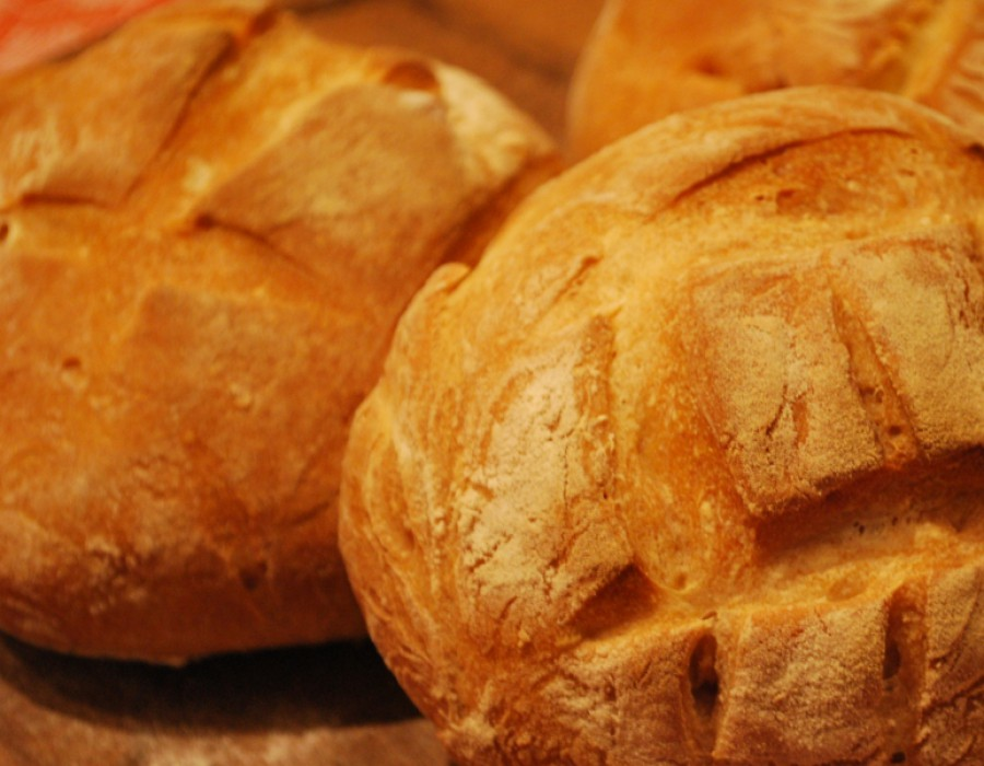Il pane casereccio siciliano in festa