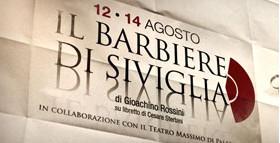 Il Barbiere di Siviglia?>